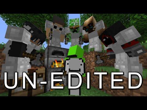 Minecraft Manhunt UNEDITED 5 Hunters