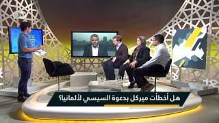 مواجهة حادة بين جمال عيد وداليا زيادة حول انتهاكات حقوق الإنسان في مصر
