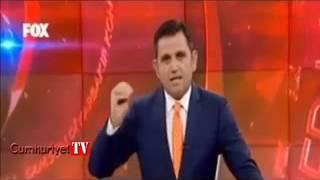 Fatih Portakal'dan Erdoğan'a sert sözler: Benim eşimi üzmeye ne hakkkınız var