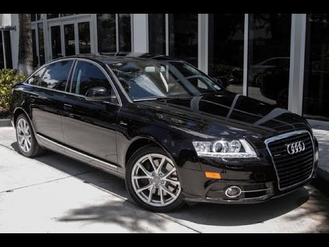 audi a6 2011 test driver and review youtube. Black Bedroom Furniture Sets. Home Design Ideas
