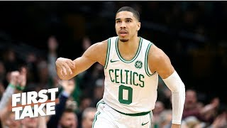 Jayson Tatum to the Pelicans would be 'poetic justice' - Will Cain | First Take