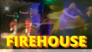Firehouse Zumba Merengue-Hip Hop-Cardio Dance-Pongase en Forma Bailando-New Orleans Fitness Kenner