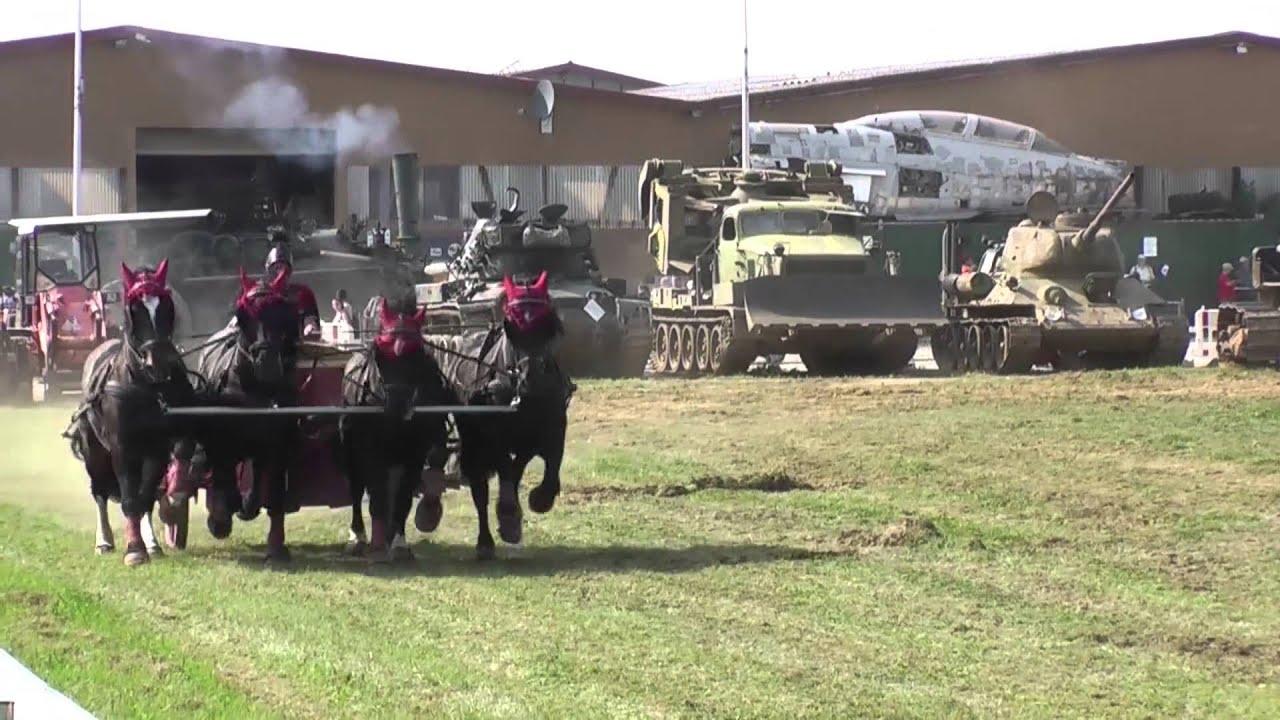 Römischer Kampfwagen