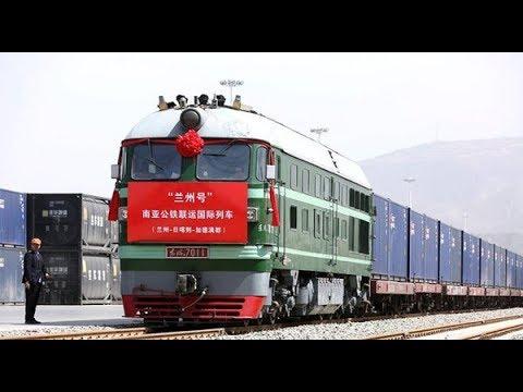 China Preparing Freight Train Service To Pakistan