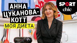 Анна Цуканова-Котт. Что у вас в холодильнике?
