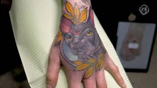 Baixar Lucas Ferreira - Tattoo Timelapse | Milano Tattoo Convention 2018