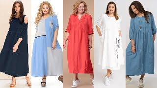 Белорусские летние платья с стиле БОХО
