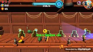 Ninjago Skybound app gameplay level 11