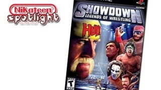 Spotlight Video Game Reviews - Showdown: Legends of Wrestling (PS2)