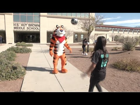 Kellogg's and Dick's Sporting Goods Support EPISD Athletics
