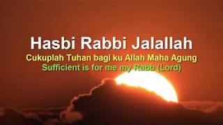 Download Mp3 Zikir Hasbi Rabbi Jalallah 30 Minutes