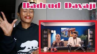 Download Badrud Dayaji - SABYAN FEAT ADAM ALI | Reaction