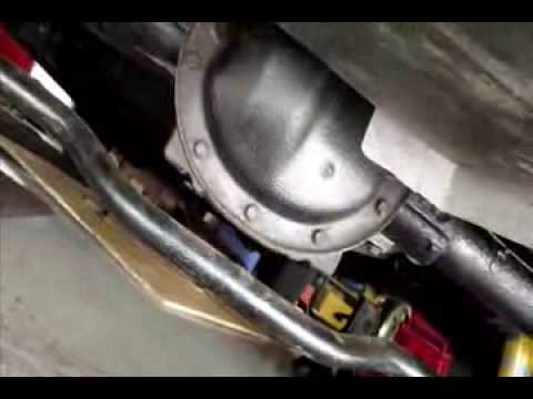Rear axle rust removal Eating more rust