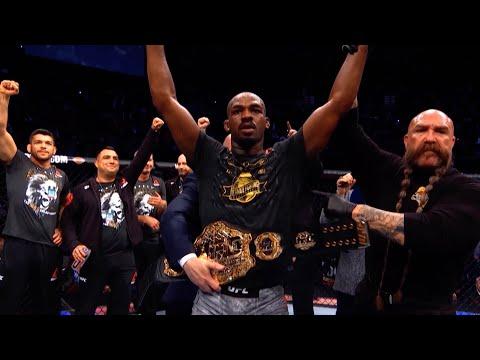 Джон Джонс вернулся на трон на UFC 232