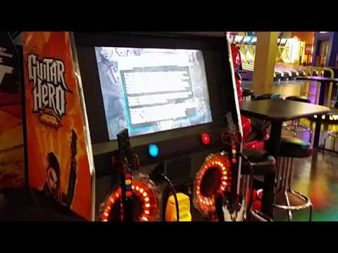 Video Game Arcade Tours - Main Event Entertainment - FULL TOUR (Lubbock, Texas)
