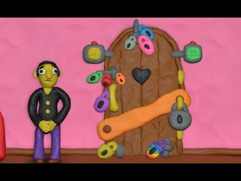 Игра Головоломка 12 Замков - Что за дверью и как ее открыть?