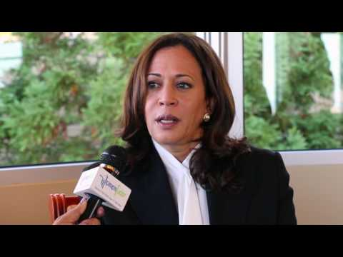 Womennow in conversation with Kamala Harris