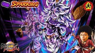 รีวิว [ Android #21 Evil ] สวย กินจุ บัฟดุ ไวฟุแห่งจักรวาล Fighter Z | Dragon Ball Legends