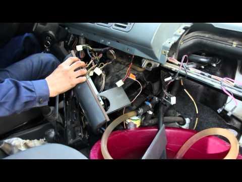 Чистка, промывка радиатора печки без распайки и системы охлаждения, как снять радиатор , УАЗ патриот