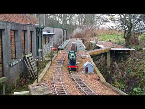 Building a garden railway in gauge 3 jan 18