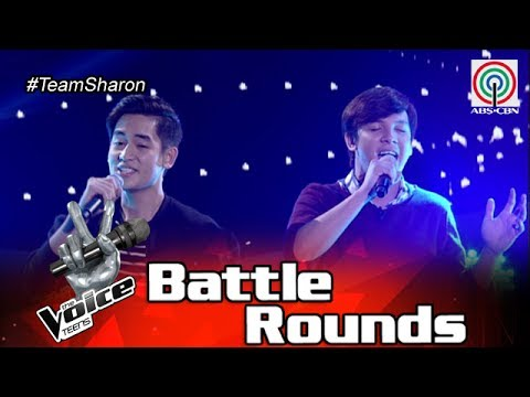 The Voice Teens Philippines Battle Round: Mike vs. Miko - Perfect