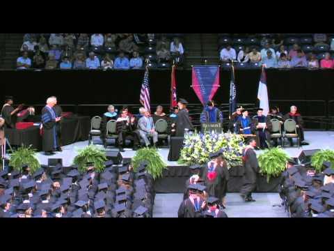 Belmont University May 2011 10 a.m. Graduation: Master of Accountancy