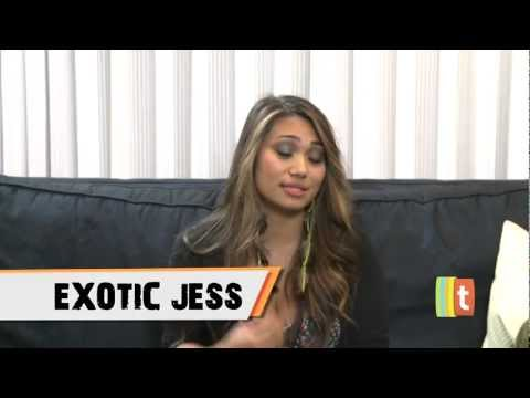Exotic Jess: 'My Name is a Little Misleading' (Tubefilter Interview)