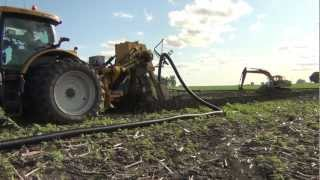 Maier Farm Drainage DK Trencher