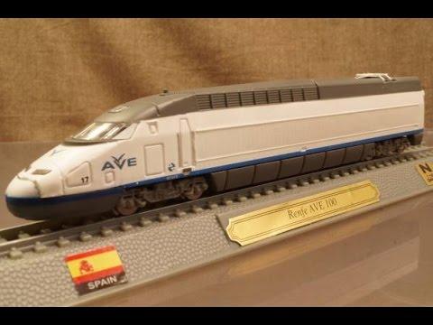 模型 スペイン国鉄 レンフェ AVE...