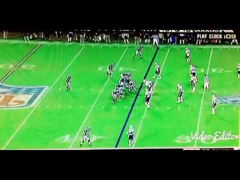 Tedy Bruschi Interception Super Bowl 39 - February 6th 2005