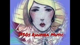 1930s Rhumba Music - Carlos Molina & His Orchestra - Campanitas de Cristal @Pax41