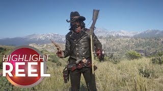 Highlight Reel #514 - Red Dead Gunspinner Takes It To The Next Level