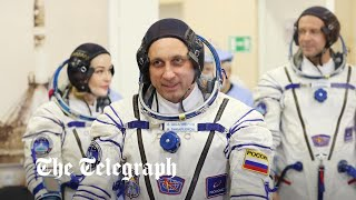 video: Russia beats Tom Cruise in race to shoot first movie in space