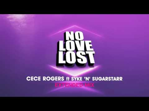 Cece Rogers - No Love Lost (Extended Mix)