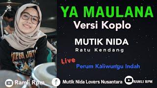 (0.06 MB) MUTIK NIDA YA MAULANA VERSI KOPLO Mp3