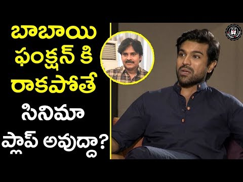 Ram Charan Special Interview With Anchor Shyamala  #