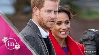 Geschlecht des royalen Babys bekannt: Harry und Meghan kriegen…
