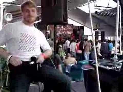 DJ Ayres Dance SXSW 2007