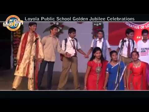 Loyola Public School Guntur - Golden Jubilee Celebrations  (Part-2)