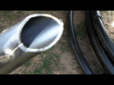 """Best 2 """" Air lift water pump for the money...Organic Mike,,, part 3 or 5"""