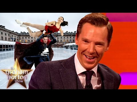 Thumbnail: Benedict Cumberbatch Compares Doctor Strange To Donald Trump - The Graham Norton Show