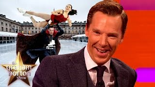 Benedict Cumberbatch Compares Doctor Strange To Donald Trump - The Graham Norton Show