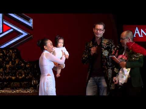 Dấu Ấn Đoan Trang   Chồng Đoan Trang chúc mừng vợ bằng tiếng Việt
