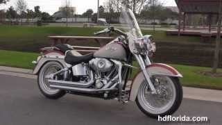 2008 Harley Davidson Softail Deluxe - Used Motorcycles for sale