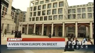 CNBC Africa: Power Lunch, Brexit Spotlight 24  June