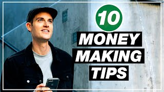 How To Make More Money With Affiliate Marketing - 10 Tips