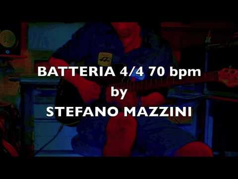 BATTERIA 4/4.70bpm.m4v from YouTube · Duration:  3 minutes 31 seconds