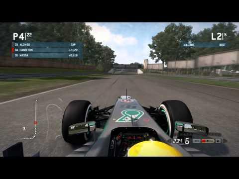 [WAD]HD™ - F1 2013 - Gameplay - #35 - Hamilton @ Brands Hatch