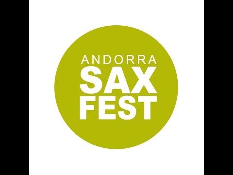ANDORRA SAXFEST - CONCURS - divendres 10 d'abril - Resultats 2ª Fase Eliminatoria