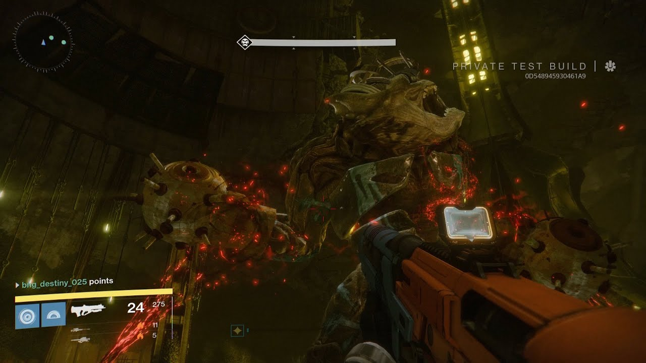Destiny Rise Of Iron Wallpaper Download Free Stunning: Destiny: Rise Of Iron Wretched Eye Strike